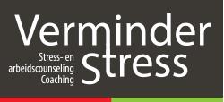 Verminder Stress Logo